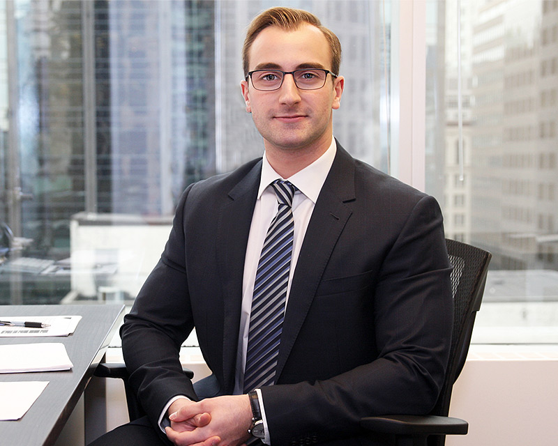 Adrian Grandilli - Financial Analyst